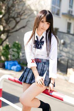 Check out these Japanes theme cosplay characters. School Uniform Fashion, School Uniform Girls, Girls Uniforms, Japanese School Uniform, Student Fashion, Girl Fashion, School Uniforms, School Girl Japan, School Girl Dress