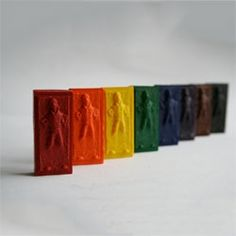 'Han Solo in Carbonite' crayons from Extramoneyformommy