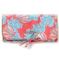Lilly Pulitzer On a Roll Pouch