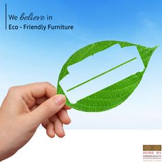 Do you want to make a move towards home which is eco friendly?  Read below:  Home By Shekhavati offers quality handmade furniture and more trees are planted as compared to the trees used for making furnitures.  We believe in and support the mission to envision clean, green & eco - friendly nation.  To make a move towards eco friendly homes, visit : http://bit.ly/HBS_Home