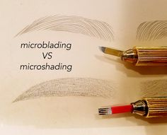 Microblading Microshading