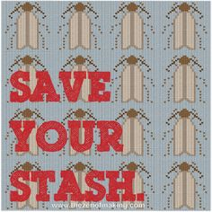 Clothes Moths: How to Save Your Yarn Stash, Fabric, Wardrobe, and Sanity During an Infestation   The Zen of Making