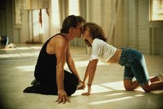 favourite movie of all time; I could watch it a hundred times over and not get tired of it. Dirty Dancing <3