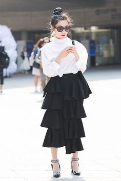 Street Style: Seoul Fashion Week — Part 1