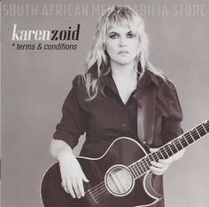 KAREN ZOID - Terms & Conditions - South African CD CDCOL8315 *New*