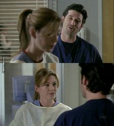 Meredith & Derek 1x03