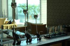 Quirky Decor Elements @ Long & Short, the Gastrobar