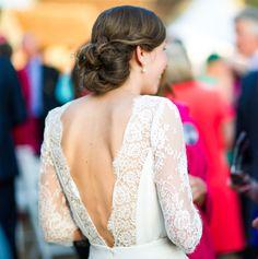 Robe Constance Fournier - Blanche
