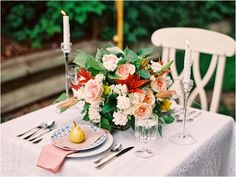 6 Year Anniversary Dinner by Sara Hasstedt Photography