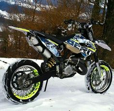 Huqvarna 125cc