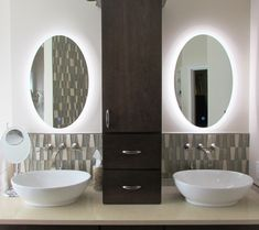 Talon Construction   Frederick, MD. Bathroom Remodeling Project In Frederick  With A His And