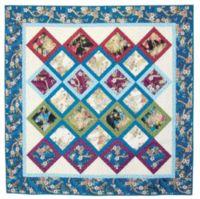 12 of Our Favorite Lattice Quilt Patterns | FaveQuilts.com