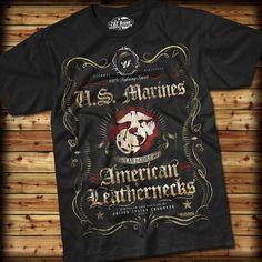 USMC 'Fighting Spirit' Battlespace Men's T Shirt