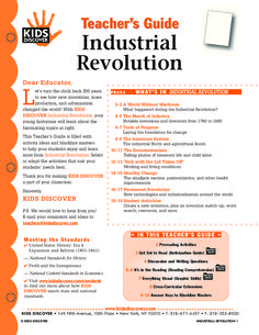 Industrial Revolution: KidsDiscover