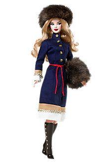 <em>Russia</em> Barbie®Doll