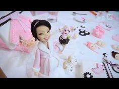 Curso en vivo y gratuito de Pasta de azúcar: recuerdos de un baby shower especial | www.eduk.com.mx