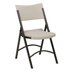 Style Selections Blow Molded Folding Chair - Lowe's Canada