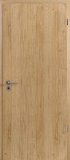 Eiche europ. astig Living Echtholzfurniert Optima Innentür - Jeld-Wen