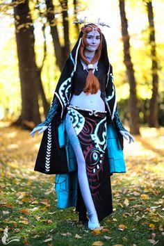 Princess Midna by greengreencat.deviantart.com on @deviantART