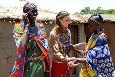 Olivia Palermo for Pikolinos Maasai