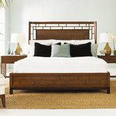 Found it at Wayfair - Ocean Club Paradise Point Panel Bed
