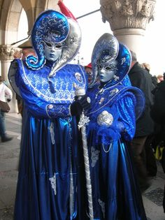 Masks, Balls Costume