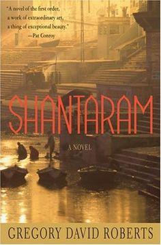 good books to read while traveling shantaram