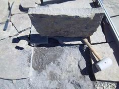 """How to install flagstone is a """"Tricks of the trade"""" article to help homeowners complete their project like a pro. In the previous section we covered helpful pointers for selecting"""