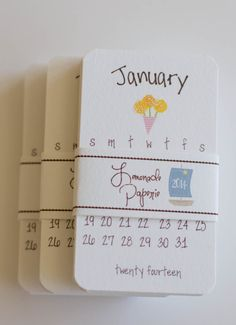 Items similar to Printable Sweet Mini Calendar 2014 on Etsy Diy Calender, Creative Calendar, Calendar 2014, Art Calendar, Desk Calendars, Calendar Design, Printable Calendars, Yearly Calendar, 5 Minutes Journal