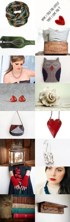 Trendy Bits Jan 17th by Lelaine on Etsy--Pinned with TreasuryPin.com