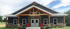 metal barn homes About Kit Homes, Shed Homes, Morton Building Homes, Steel Building Homes, Metal House Plans, Pole Barn House Plans, Pull Barn House, Metal Barn Homes, Pole Barn Homes