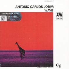 Antonio Carlos Jobim Wave Claus Ogerman CTI LP Audiophile 180g Vinyl Speakers Corner Pallas Germany - Vinyl Gourmet