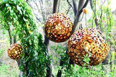 Eden lamp Eden Wooden Lamp, an Intriguing Design Statement