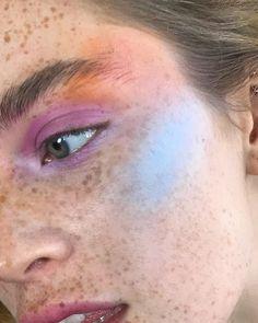 Gorgeous Makeup: Tips and Tricks With Eye Makeup and Eyeshadow – Makeup Design Ideas Korean Makeup Tips, Korean Makeup Look, Eye Makeup Tips, Makeup Inspo, Makeup Art, Makeup Inspiration, Makeup Ideas, Blue Eye Makeup, Face Makeup