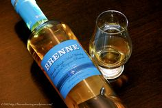 Brenne is a small batch whiskey by Allison Patel an importer/exporter of high-end whiskeys from non-traditional locations.