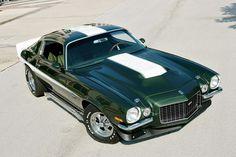 1970 Chevrolet Z-28 Camaro by Baldwin Motion