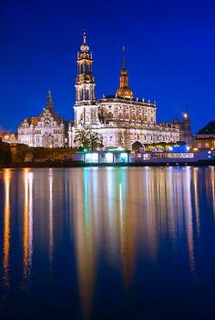 Hofkirche - Dresden, Germany