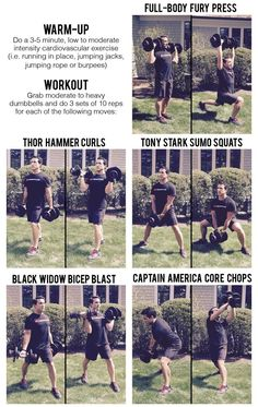 Five moves and a set of dumbbells is all you need to feel help your body feel its strongest. You can even do this workout in front of the TV.