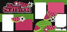 Sweet Summer Page Kit