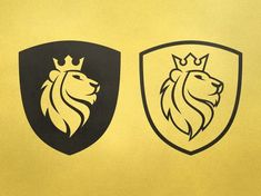 A lion logo I created for a recent client. Pretty pleased with how this one turned out.