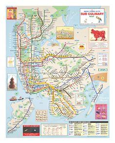 NYC Subway Maps