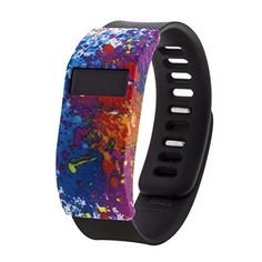 Moretek Band Cover for Fitbit Charge/Fitbit Charge HR Slim Designer Sleeve Protector accessories (Watercolor):50% off and Free Shipping on Every Order - http://reviewsv.com/accessorykits/moretek-band-cover-for-fitbit-chargefitbit-charge-hr-slim-designer-sleeve-protector-accessories-watercolor50-off-and-free-shipping-on-every-order/