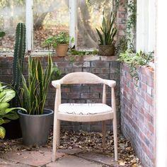 Mudcloth Chair