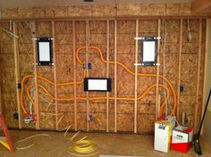 In-wall wiring guide for home A/V | Pinterest | Construction, Walls ...