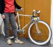 RIH Pista Track Bike (The cute one) on velospace, the place for bikes