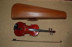 200 years old Nicolas Bertholini violin 1810