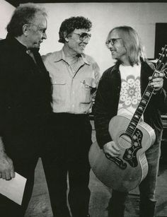 Johnny Cash, Carl Perkins, and Tom Petty