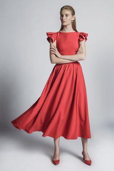 Платье «Kendy» длина миди, Цена— 21990 рублей