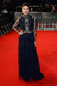 Maggie Gyllenhaal - EE British Academy Film Awards in London 16 February 2014