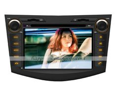 Android Car DVD Player for Toyota RAV4 with GPS 3G Wifi  Model: HSL-CP-05G  Price: $455.10